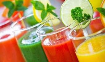 5 jugos para limpiar los riñones y mejorar la circulación de la sangre.