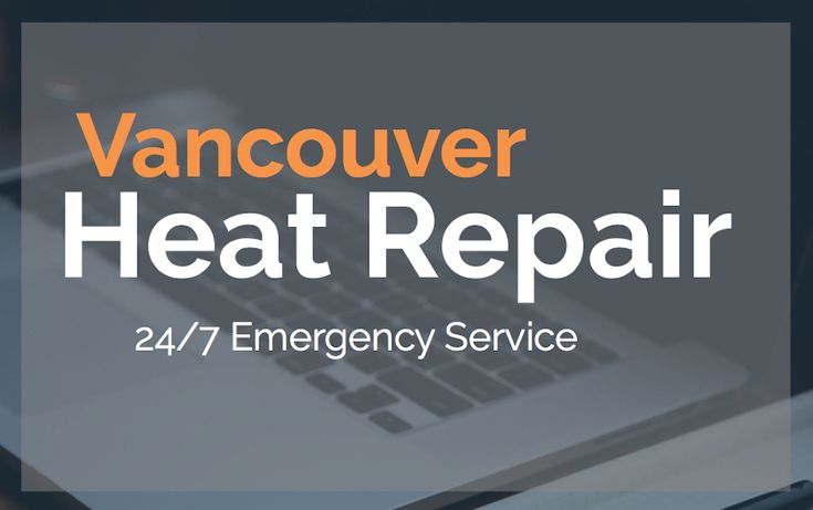 24hr Heater Repair Richmond BC