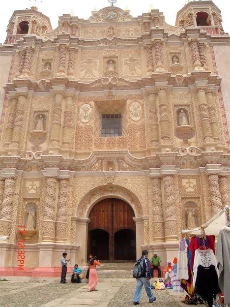 iglesia de San    Sto. Domingo en San Cristobal