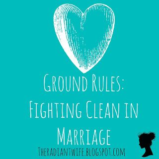 Ground rules for open marriage