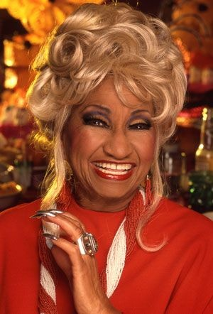"""Celia Cruz is a famous Cuban-American salsa performer. She was so popular, that she was renowned across the world as the """"Queen of Salsa"""", and was believed to be one of the most influential female figures in the history of Cuban music. """"Azúcar"""" was her catchphrase; a personal joke that eventually became a trademark in all her performances   via Wikipedia"""