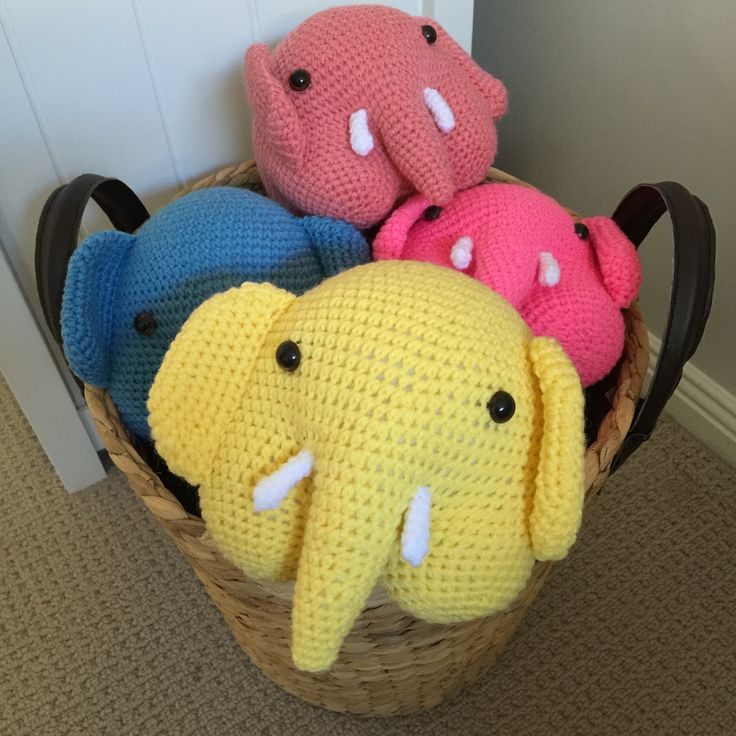 Elephants...looking for a good home with lots of love!