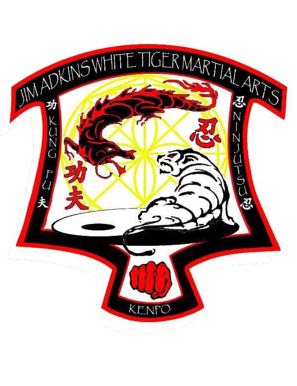 Martial Arts Patches Design