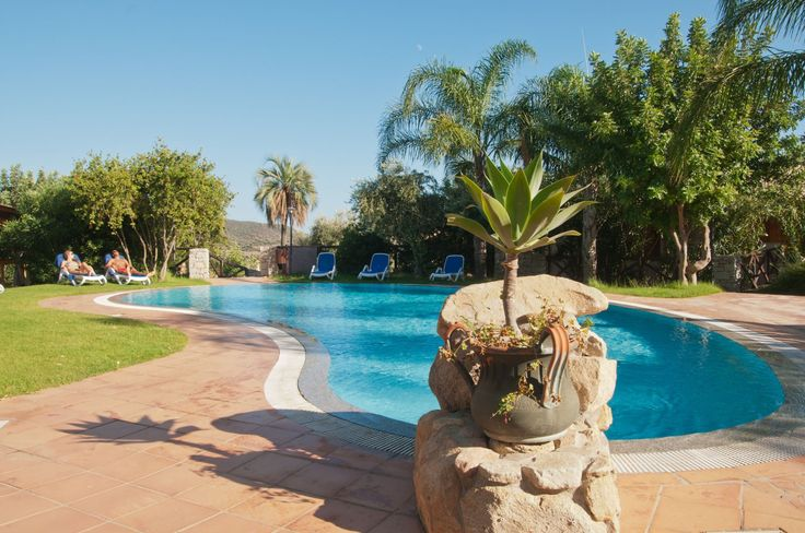 Pool Oasis at Cruccuris Resort, Sardinia