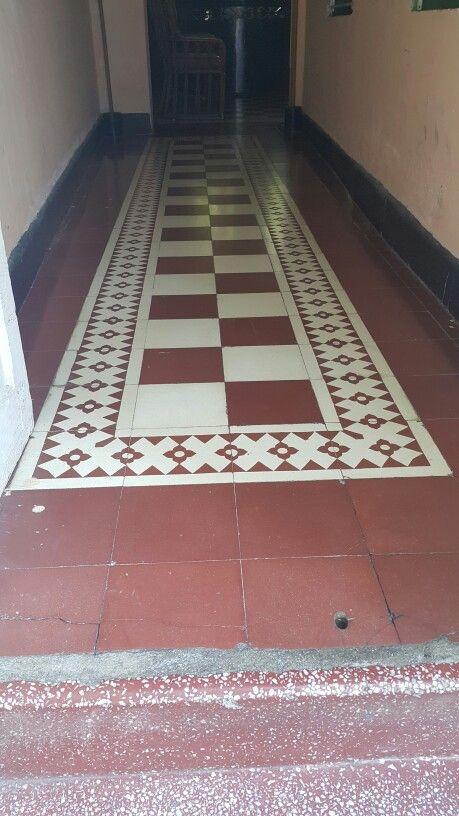Cement tiles #SantaMarta #Colombia