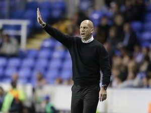 Jaap Stam defends use of 'negative' tactics in playoff semi-final