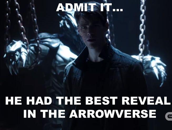   The Flash Meme   Best Reveal is right! #flash #savitar #meme Savitar Meme