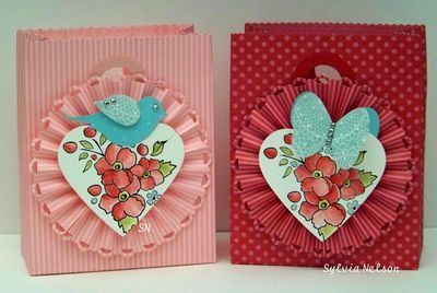 162 Best Stampin Up Boxes Bags Etc Images On Pinterest