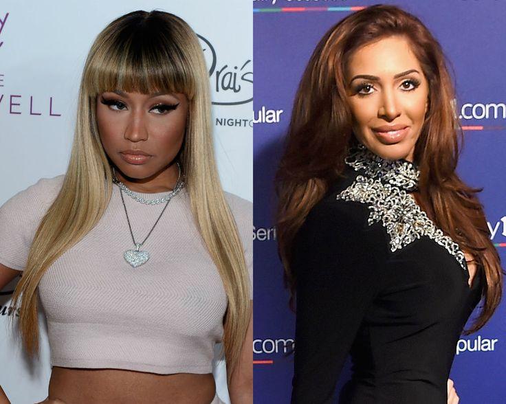 Nicki Minaj Twitter Page: Farrah Abraham's Daughter & Mom Come For 'Loser' Rapper, Star Disses Nicki's Family VIDEO]