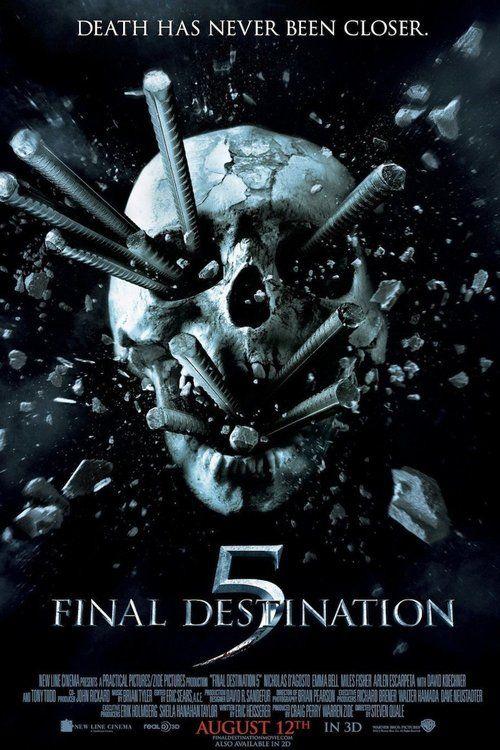 Watch->> Final Destination 5 2011 Full - Movie Online