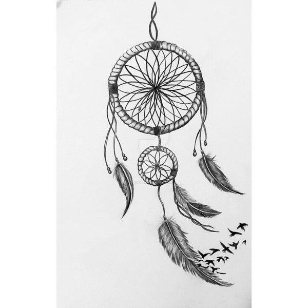 Dreamcatcher Drawing by Sobiya-Draws ❤ liked on Polyvore featuring home, home decor, wall art, dream catcher wall art, dreamcatcher wall art, face drawing and dream catcher home decor