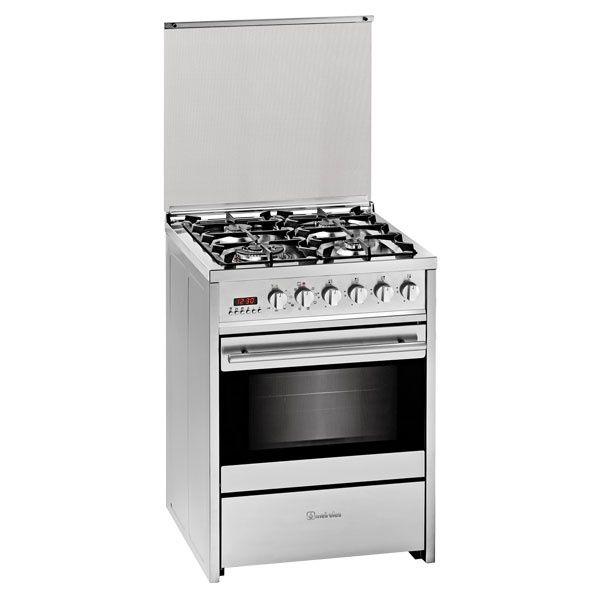 Meireles Cocina Gas Meireles E610x Horno Electrico 60cm Cocina De Gas Horno Electrico Vitroceramicas