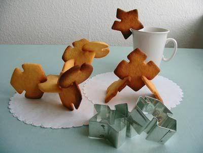 Puzzle cookie by Mizukuchi Nami