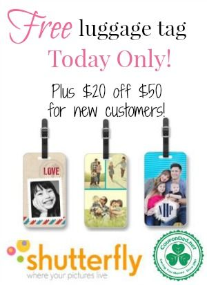 Grab your freebie while you can!  http://www.coupondad.net/shutterfly-promo-code/