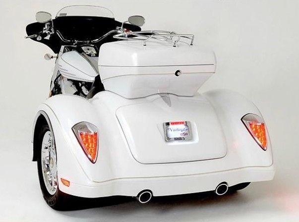 California Sidecar Vantage Trike Kit For Yamaha Star