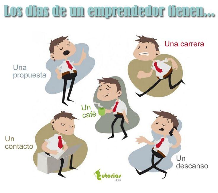 Dias de un emprendedor