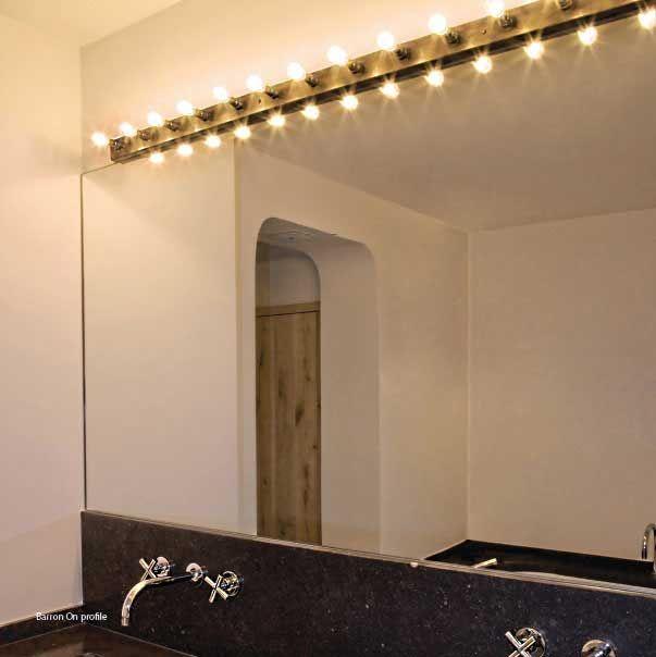 Badleuchte Spiegelleuchte Barron Authentage Leuchten kaufen im borono Online Shop
