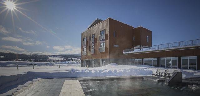 Hotel La Ferme - Baie St Paul, Quebec