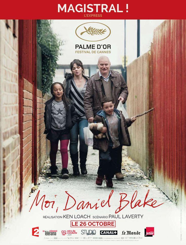 Moi Daniel Blake, de Ken Loach (2016)