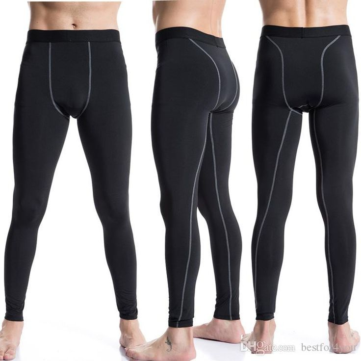 Wholesale-Mens Compression Pants Run Fitness Cycle Perspiration Quick-drying Trouser Tights Basketball Fitness Gym Leggings Calf Trousers Compression Pant Spandex Mens Fitness Pant Run Fitness Cycle Trouser Pant Online with $16.54/Piece on Bestfor4you's Store | DHgate.com