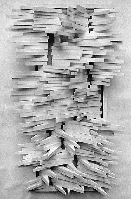 Radek Kratina -White Relief (1968)