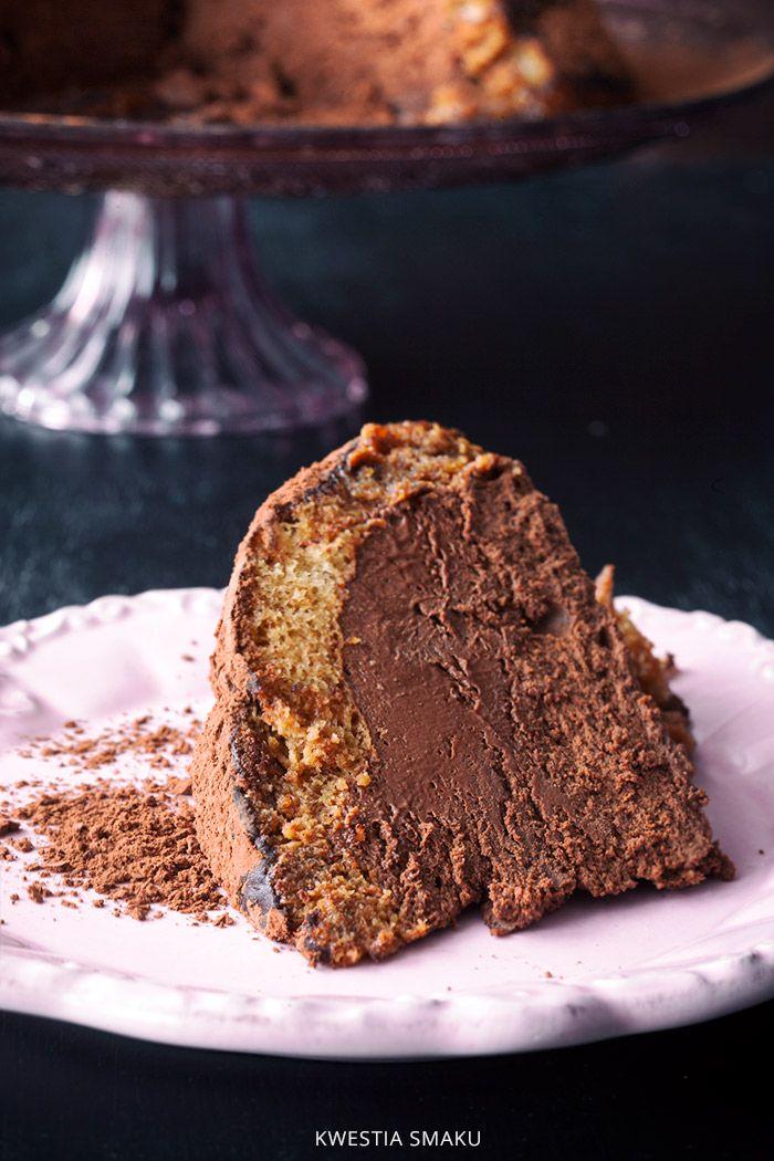 Bomba Tiramisu z truflą czekoladową