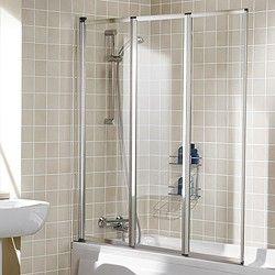 1000 images about folding bath shower screens on. Black Bedroom Furniture Sets. Home Design Ideas