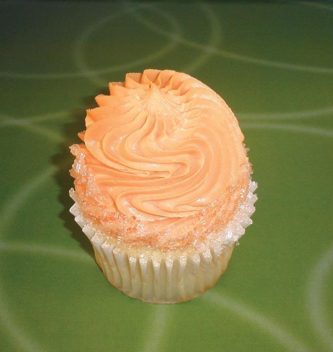 Mimosa Cupcakes | omg! cupcakes! | Pinterest