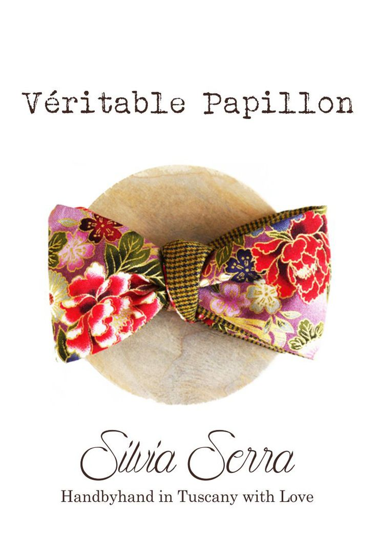 Véritable papillon by Silvia Serra VINTAGE BAR CART