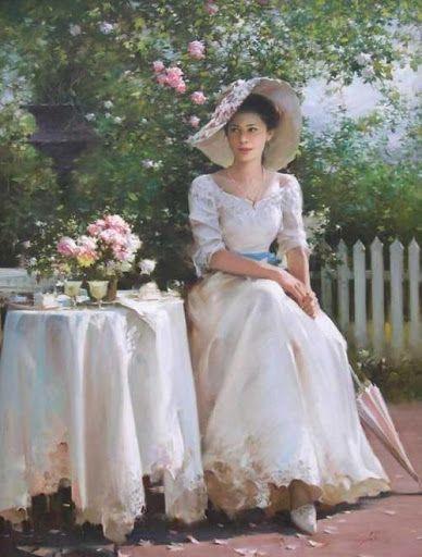Afternoon Tea with @Gemma Docherty