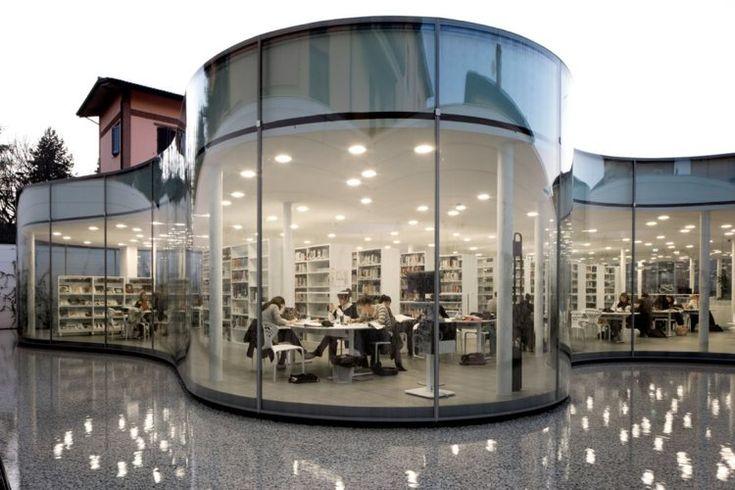 Cinque tra le biblioteche più belle al mondo
