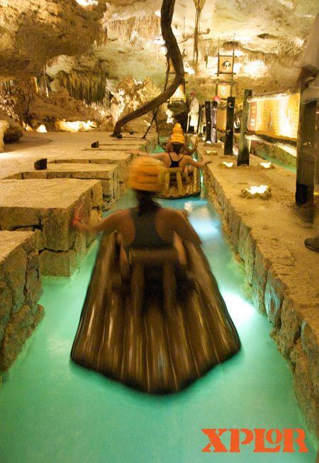 La rafting souterrain, le feriez-vous? | Voyages Bergeron