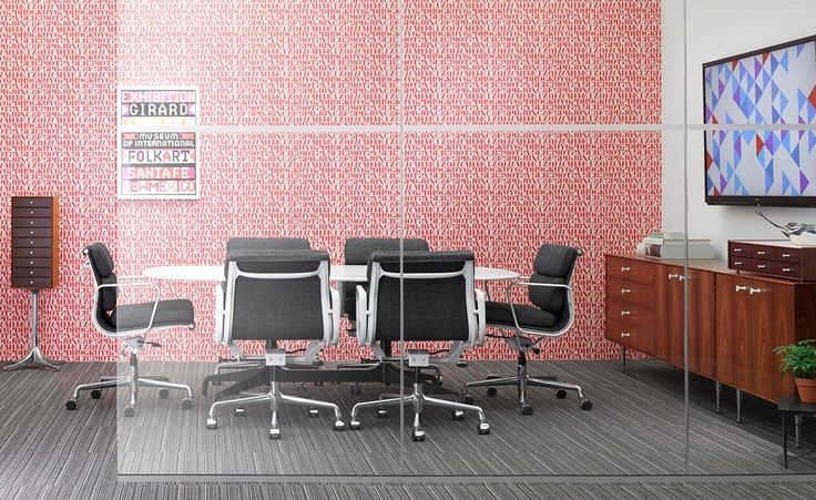 Low-Back Eames office replica GEF6835