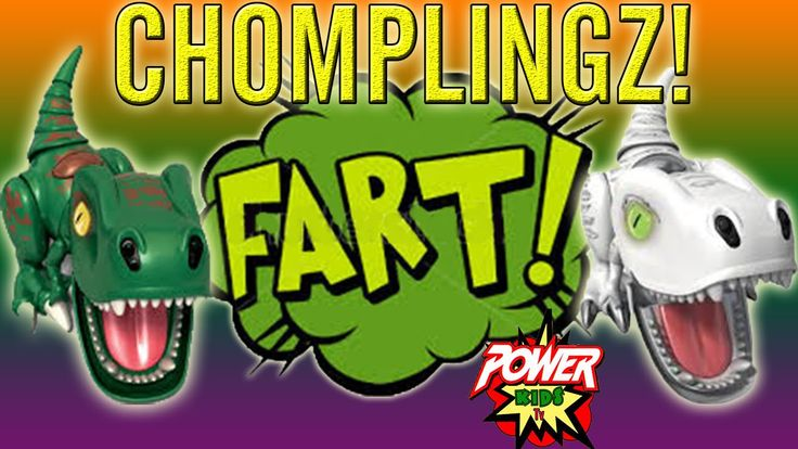 Farting Dinosaurs! Zoomer Chomplingz and Zoomer Kitty with PKTV