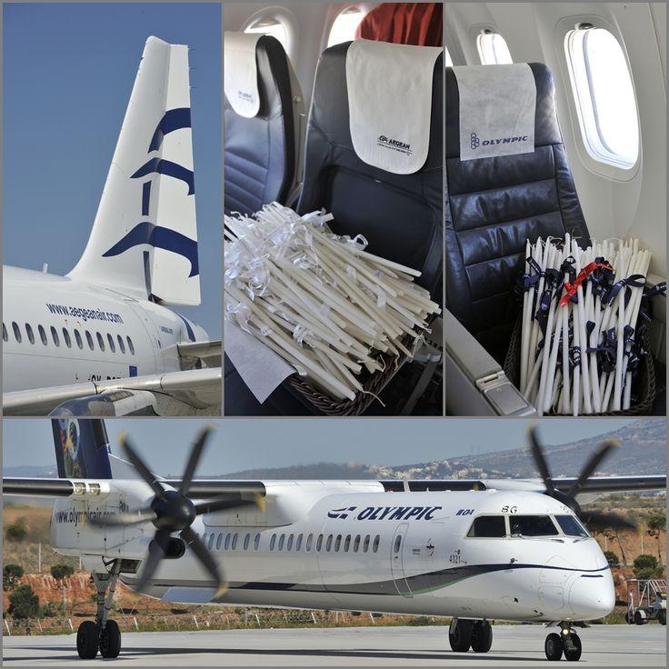 1. Μεγάλο Σάββατο πρωί στο Αεροδρόμιο μια Αναστάσιμη λαμπάδα προσφέρεται σε όλους τους επιβάτες που πετούν με τα αεροσκάφη της AEGEAN και της OLYMPIC AIR.