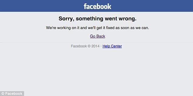 Facebook apologises after crashing for the third time in a month