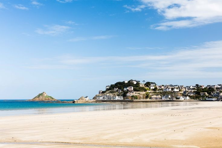 Balade en Bretagne • SPA marin du Val-André