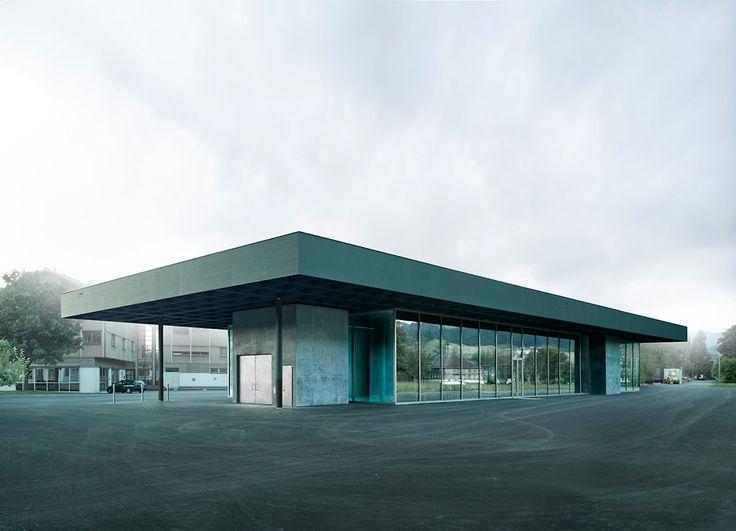 Werkraumhaus Bregenzerwald | Peter Zumthor