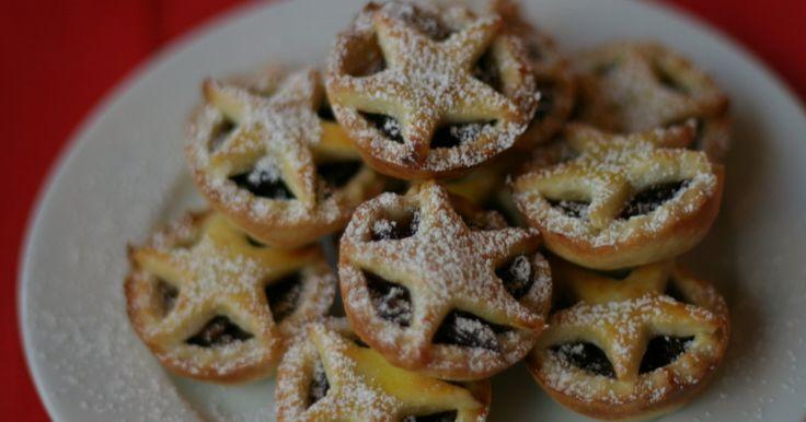 Mince pies – små, engelske julepaier