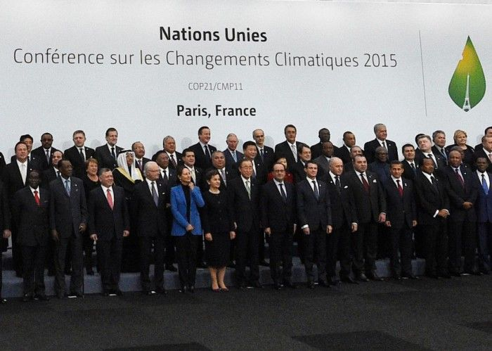 """I leader del mondo riuniti a Parigi.La settimana scorsa, in una cupa e blindata Parigi, ha avuto inizio il """"Cop 21"""", ossia il ventunesimo Summit della Terra"""