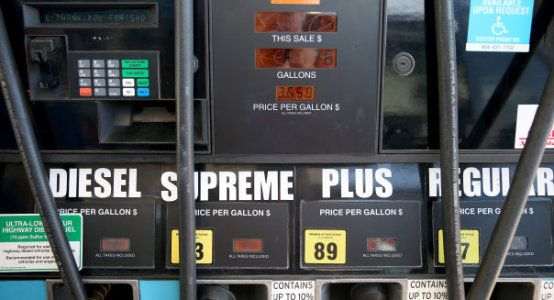 Gas Prices Shouldn't Be High, But Are. Here's Why  MAY 16, FRIDAY, 2014 -