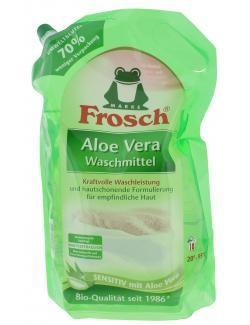 myTime.de Angebote Frosch Waschmittel Aloe Vera 18WL: Category: Drogerie > Waschen & Putzen > Waschmittel & Textilpflege >…%#lebensmittel%