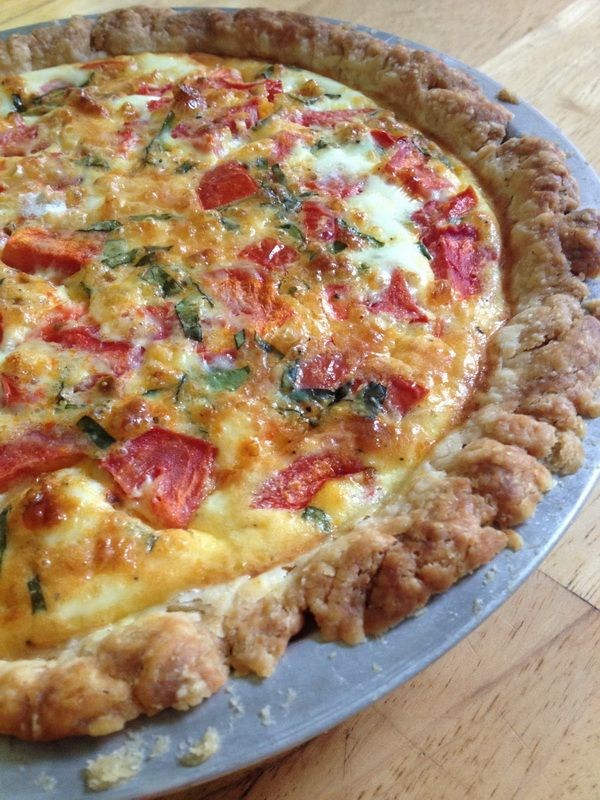 69 best quiches images on pinterest kitchens petit fours and meat lovers quiche recipes forumfinder Images