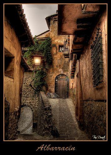 ALBARRACÍN (TERUEL): Uno de los pueblos más bellos de España.
