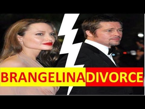 Brangelina No More: Angelina Jolie files for divorce from Brad Pitt