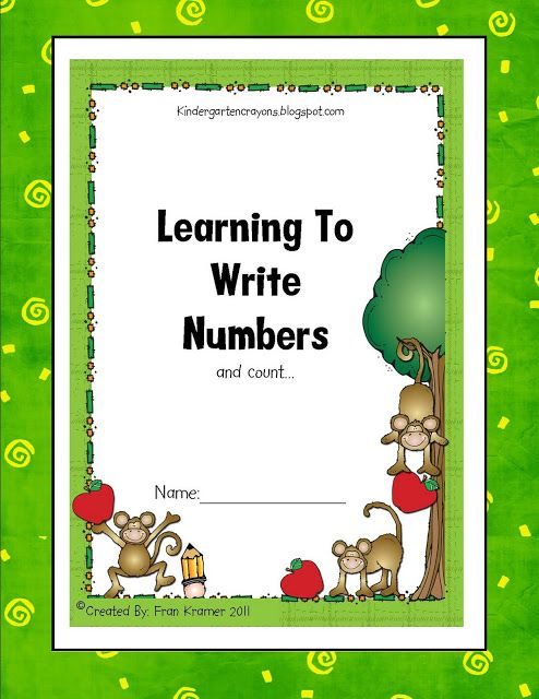 Kindergarten Crayons: Search results for math story boards