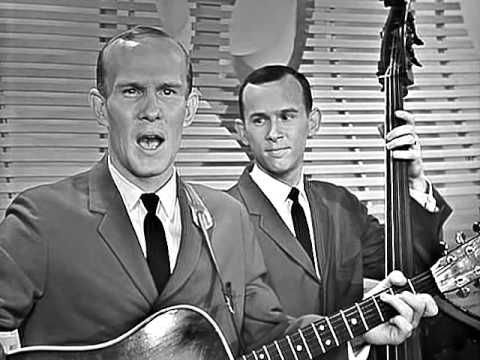 The Smothers Brothers - I Talk To The Trees / Dance, Boatman, Dance (The Judy Garland Show)
