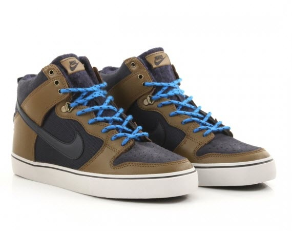 the best attitude d2c62 1aba4 ... Nike Dunk High LR WS - Dark Khaki Dark Obsidian ...