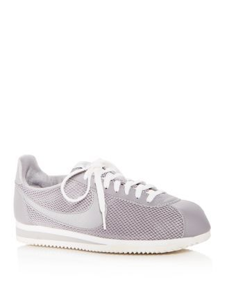 official photos bba62 cb813 Nike Womens Classic Cortez Mesh Lace Up Sneakers  Bloomingdales