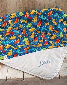 Personalised Waterproof Baby Picnic Blanket